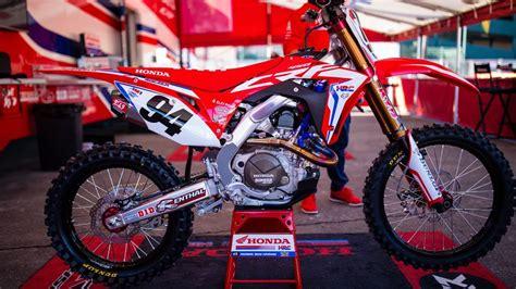 ama motocross videos v 237 deo detalhes das motos das equipes de f 225 brica do ama