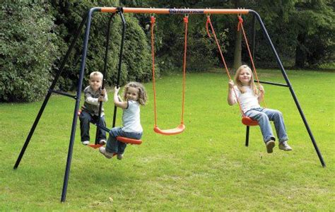 Hedstrom Swing Set by 10 Childrens Swings That Will Get Your Begging To