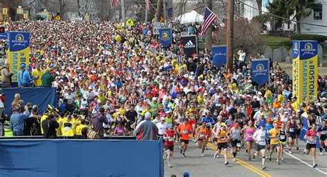 How From To Marathon by 15 Boston Marathon Registration Opens This Morning