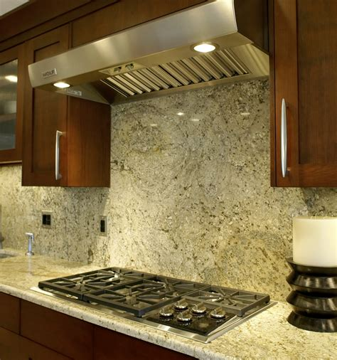 kitchen backsplashes with granite countertops full granite backsplash