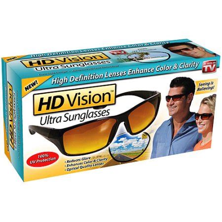 walmart vision return policy as seen on tv hd vision ultra sunglasses walmart