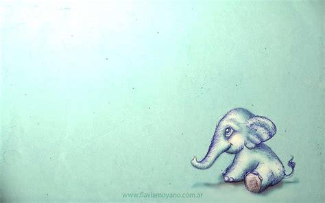 wallpaper elephant cute blue elephant wallpaper wallpapersafari