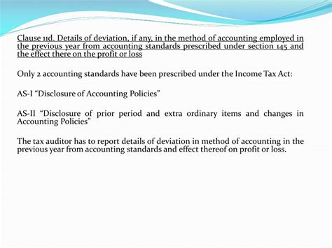 section 78 of income tax act tax audit under section 44ab guidance note on tax audit