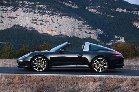 porsche carrera 2014 2014 porsche 911 targa first look motor trend
