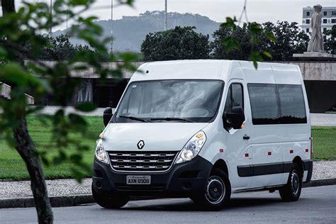renault master minibus renault master minibus 233 porto seguro da montadora o