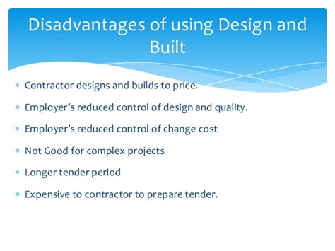 design and build contract fidic