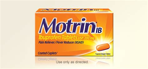 can you give a motrin reliever fever reducer for adults motrin 174