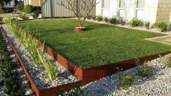 landscaping edging landscape edging ideas that create curb appeal