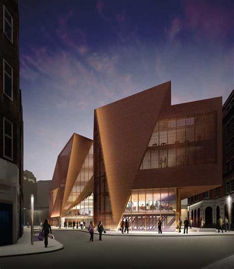 designers and architects london school of economics student centre e architect