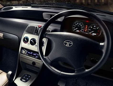 Tata Indigo Interior by Tata Indigo Ecs In India Features Reviews