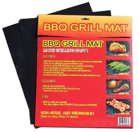 Bbq Grilling Mat by Bbq Grill Mats 2 Pk On Sale 10 70 For Grilling