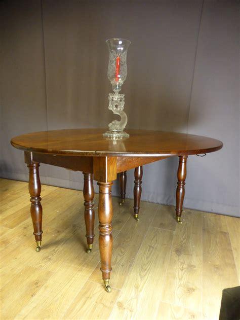 tavolo francese tavola allungabile francese philippe cote antiquites