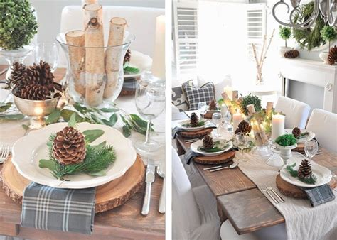Weihnachtliche Tischdeko Ideen by Weihnachtliche Tischdeko 60 Ausgefallene Tischdeko Ideen