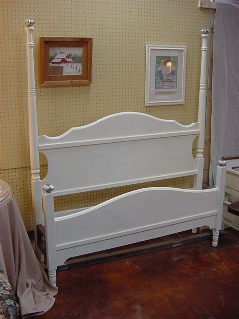 full size white headboard distressed full size cottage white headboard foot