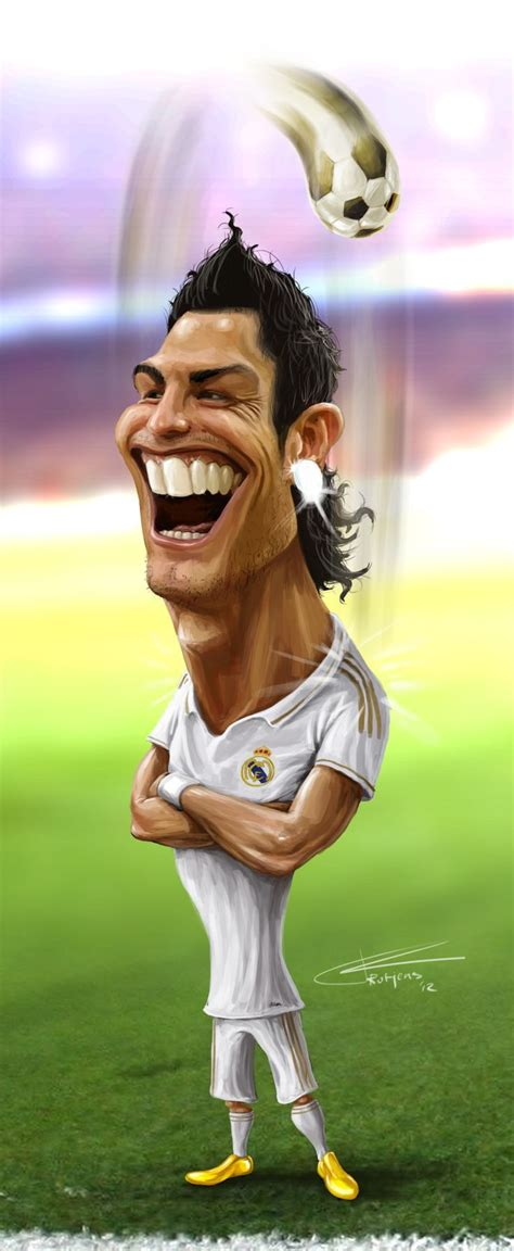 soccer stars  caricature images  pinterest