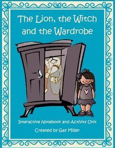 The The Witch And The Wardrobe Vocabulary Words by Interactive Notebooks Graphic Organizers And Vocabulary On