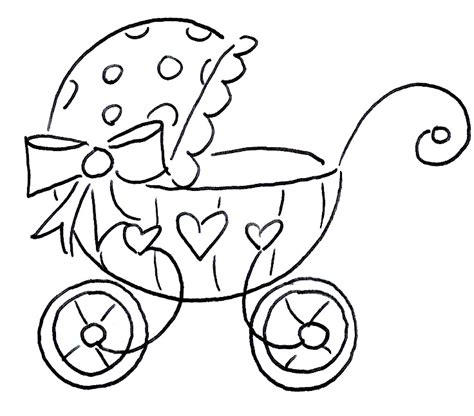 baby carriage from brokenboxstock com crafts pinterest