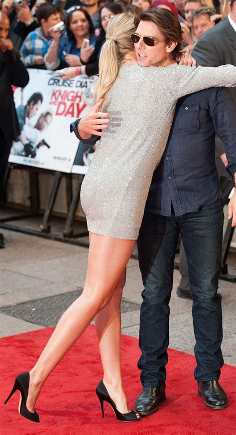 cameron diaz how tall tom cruise cameron diaz in london how is he so tall