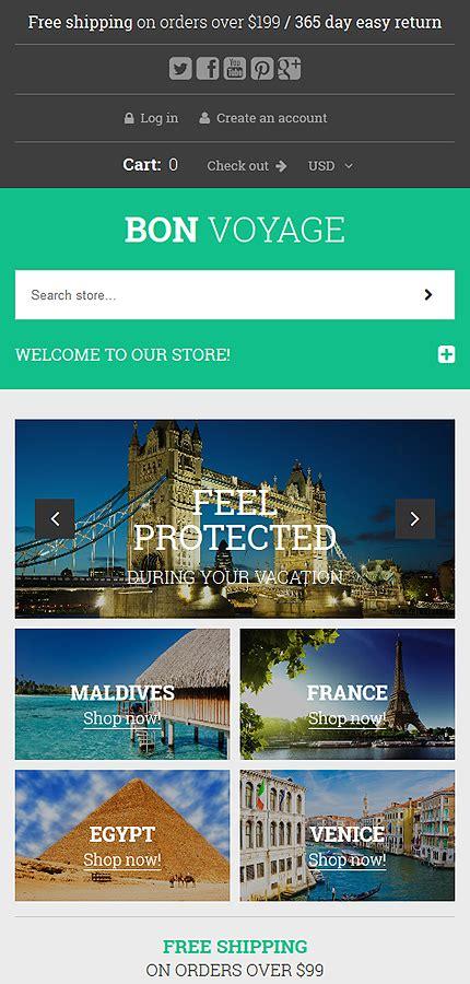 shopify travel themes travel agency shopify theme