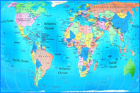 maps   world countries