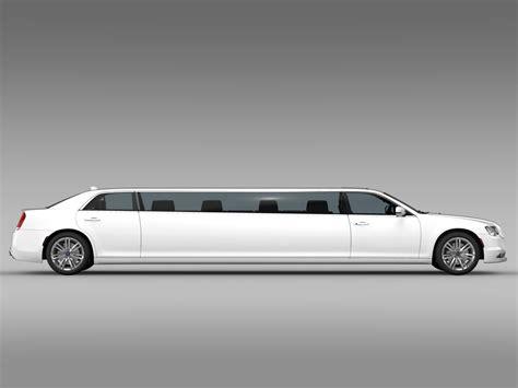 livery lancia lancia thema limousine 2016 3d model max obj 3ds fbx