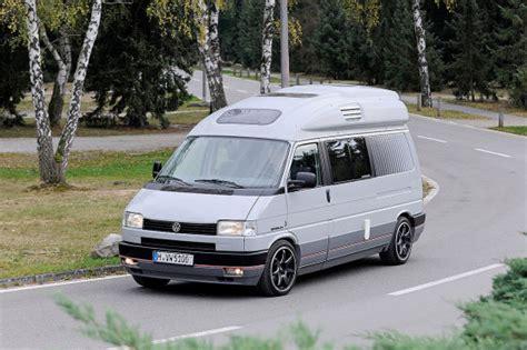 vw  camper sechs wohnmobile im test autobildde