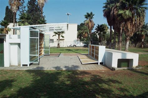 Garden Library by Gallery Of The Garden Library For Refugees And Migrant