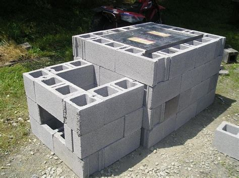 cement pits topic diy outdoor pits and grills two floes