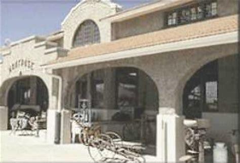montrose colorado railroad depot stations depots