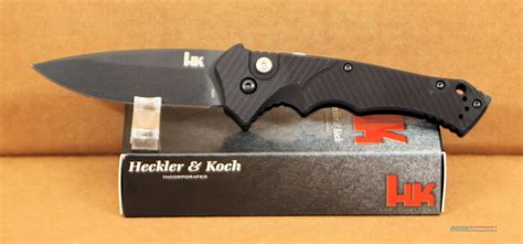 benchmade mp5 benchmade heckler koch mp5 knife