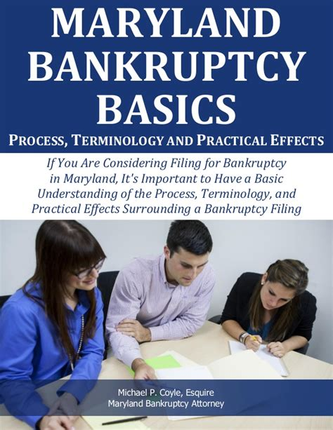 Maryland Bankruptcy Search Maryland Bankruptcy Basics Process Terminology And Practical Effects