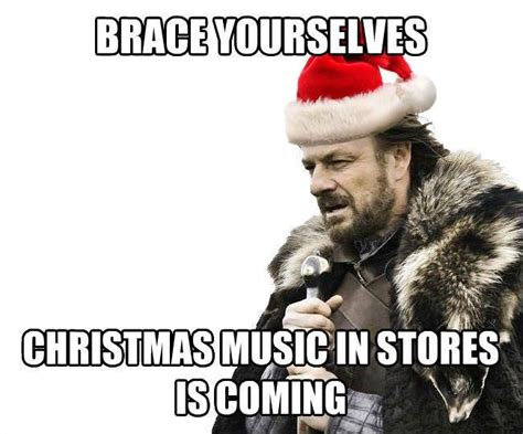 Christmas Music Meme - christmas songs are coming meme collection