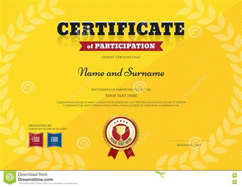 felicitation certificate template choice image templates