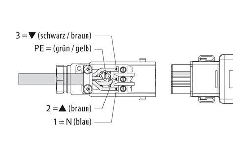 jalousie stecker hirschmann stecker set kupplung stak 3 stecker stas 3