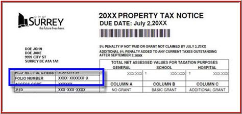 How To Check Property Tax Records Paying Your Property Taxes City Of Surrey