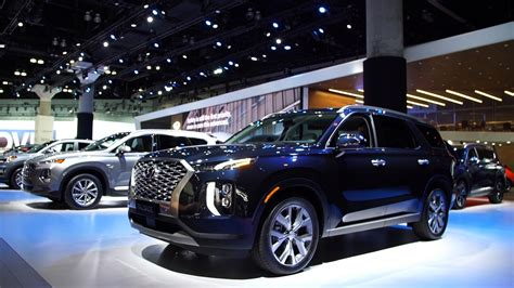 Hyundai New Suv 2020 Palisade Price by All New 2020 Hyundai Palisade Preview Consumer Reports
