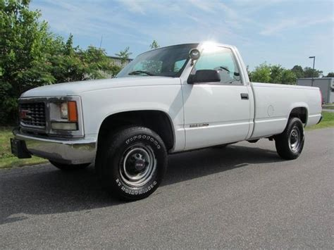 how to learn about cars 1998 gmc 2500 club coupe parking system 1998 gmc sierra 2500 sl sold