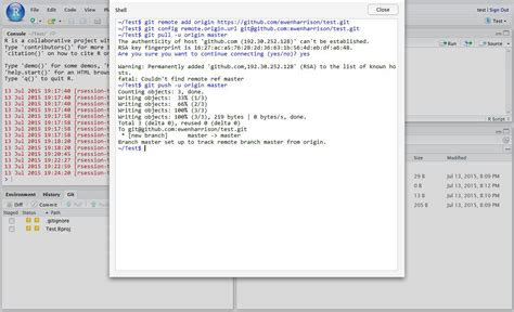 github tutorial pull push rstudio and github r bloggers