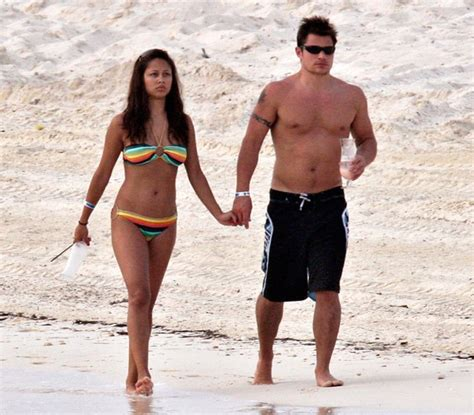 Lepaparazzi News Update Nick Lachey And Minnillo Split Rumours by In The Bahamas Nick Lachey And Minnillo