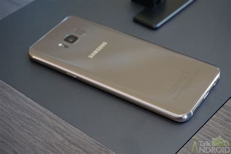 Samsung S8 Mapple Gold Garansi Sein Like New samsung galaxy s8 and s8 review setting a new bar