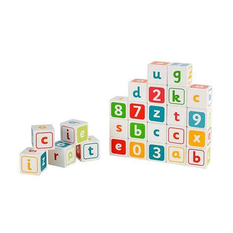 Wooden Block 31pcs Blok Kayu Mainan Kreativitas jual elc 141229 wooden alphabet blocks mainan anak harga kualitas terjamin blibli