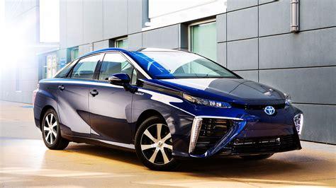 Brennstoffzellen Auto by Toyota 214 Stereich Brennstoffzellen Fahrzeug Mirai