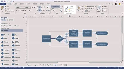 use visio 2013 make the switch to visio 2013 adding and