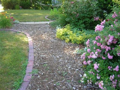 cottage garden paths cottage garden paths flower beds made from decking