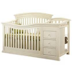 Baby Crib With Changer Sorelle Verona Crib And Changer White Babiesrus