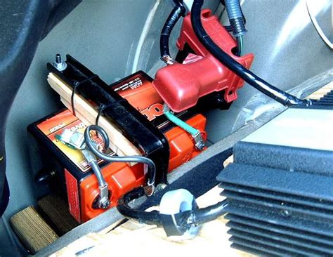 Toyota Prius 12v Battery 12 Volt Prius Battery Location Get Free Image About
