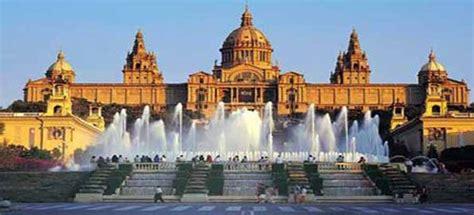 famous places barcelona spain spain famous landmarks barcelona travel time