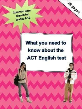 act english section tips 1000 images about act prep on pinterest english