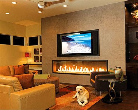 living room with fireplace and tv adding the dazzling fireplace to warm your home interior