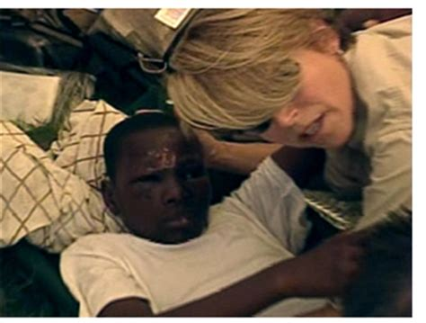 katie couric haiti 2010 the human face of haitian tragedy huffpost